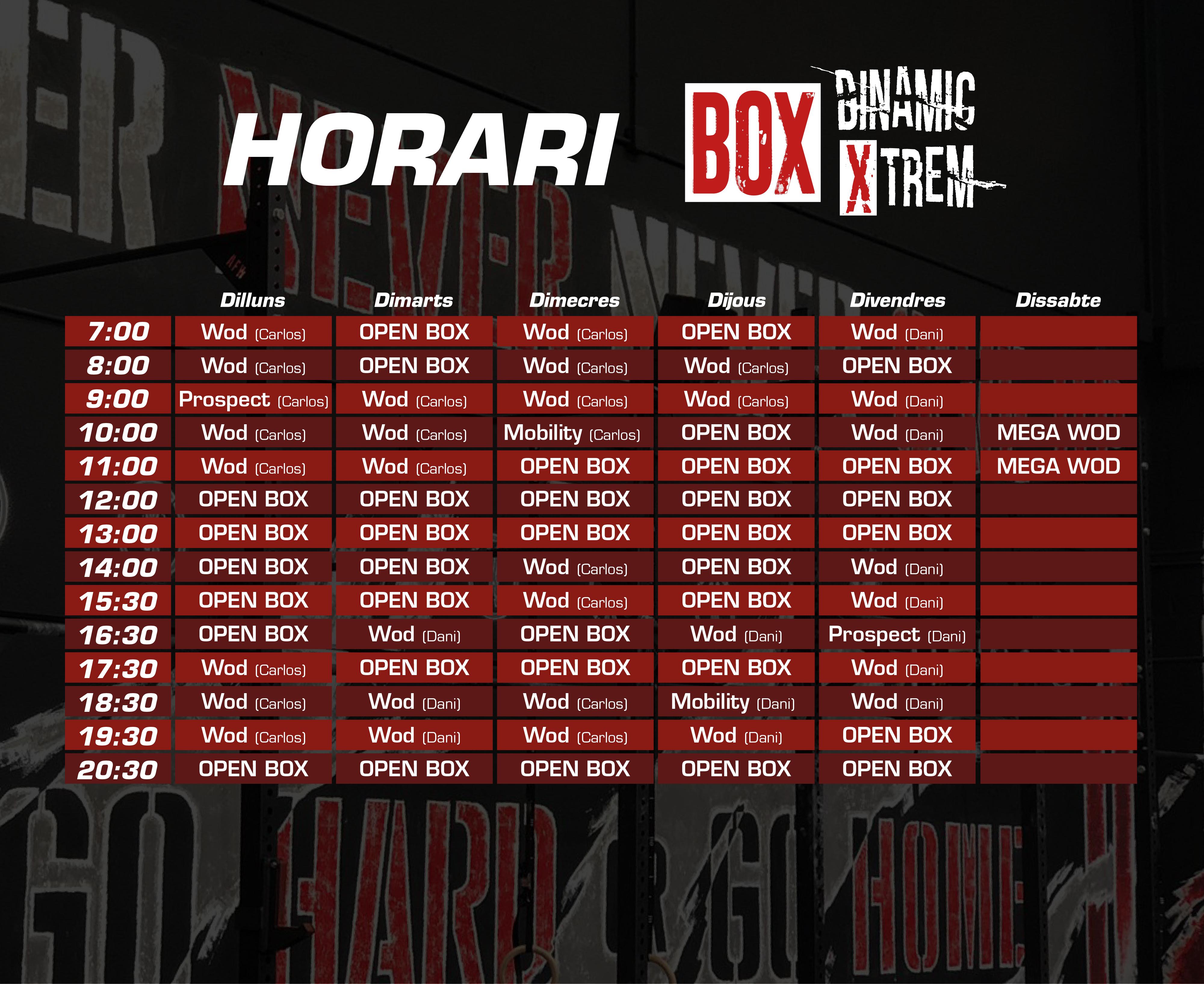 HORARI D'ACTIVITATS WEB BOX-07
